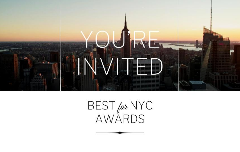 2017 Best for NYC Awards